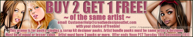 Buy 2 get one Free of the same artist