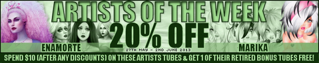 FREE Retired Tubes With This Weeks AOTW!