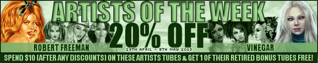 Free Retired Bonus Tubes With This Weeks AOTW!