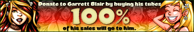 100% of Sales to Garrett Blair