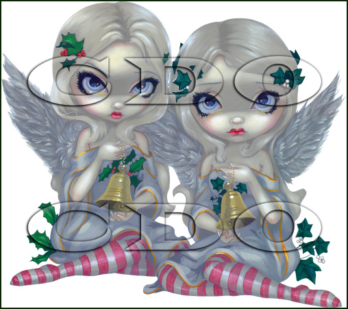 Jasmine Becket-Griffith Bonus Tube December 2011