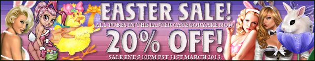 Easter SALE at CDO!