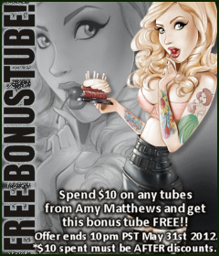 Amy Matthews Bonus Tube May 2012