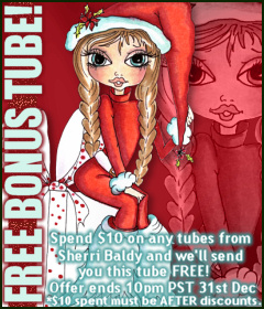 Sherri Baldy Bonus Tube December 2011