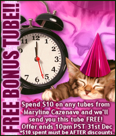 Maryline Cazenave Bonus Tube December 2011