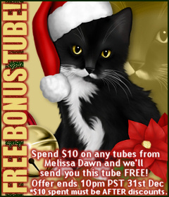 Melissa Dawn Bonus Tube December 2011