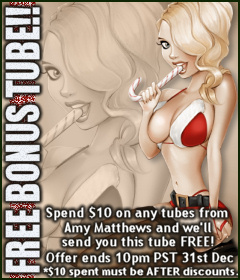 Amy Matthews Bonus Tube December 2011