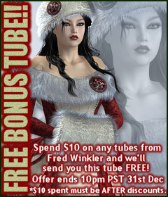 Fred Winkler Bonus Tube December 2011