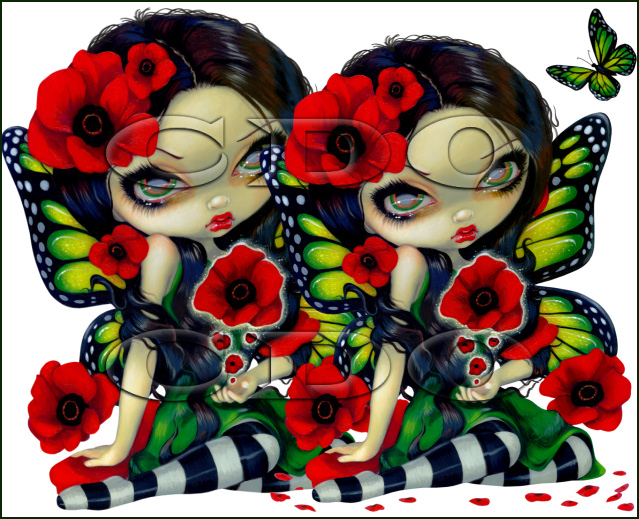 Jasmine Becket-Griffith November 2011
