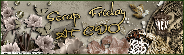 Don't Miss The FREE Collab Kit With Scrap Friday!