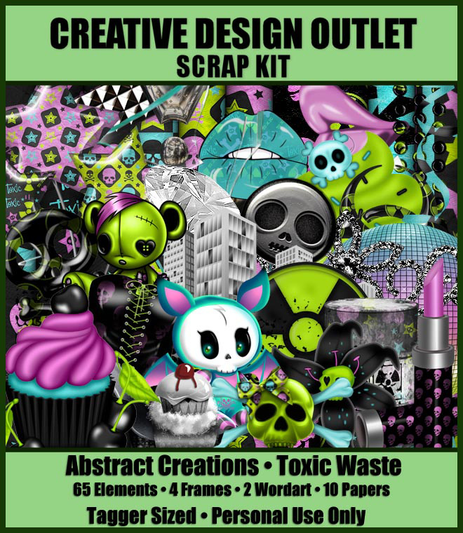 ScrapAbstract_ToxicWaste