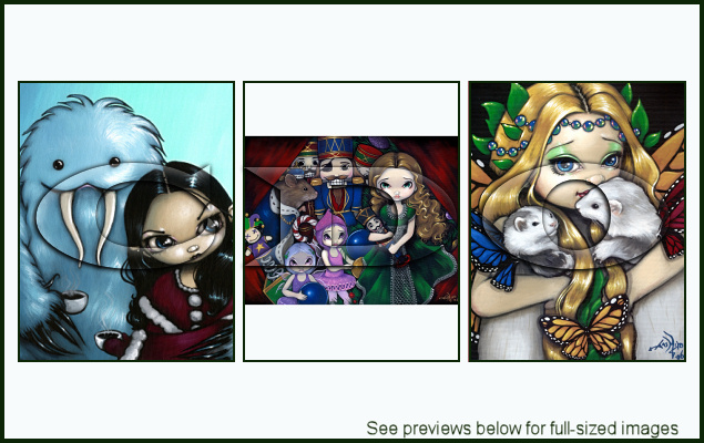 Jasmine Becket-Griffith Package 133