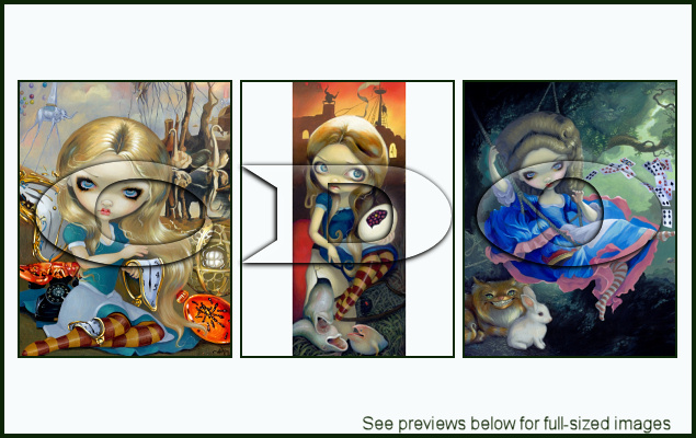 Jasmine Becket-Griffith Package 134