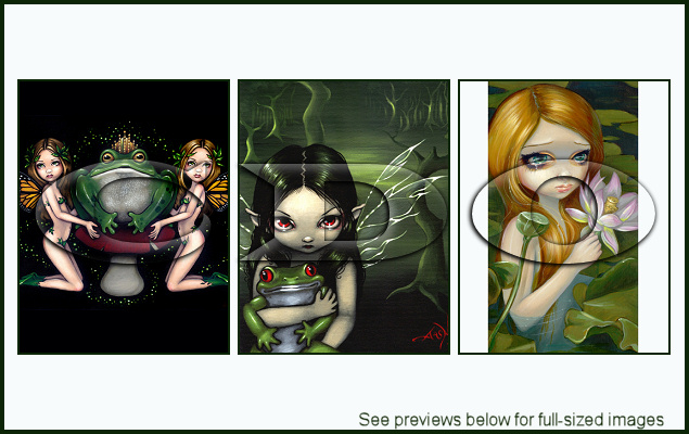 Jasmine Becket-Griffith Package 135