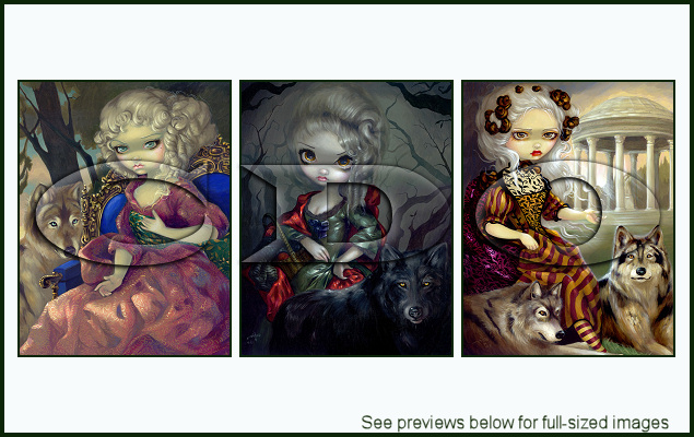 Jasmine Becket-Griffith Package 145