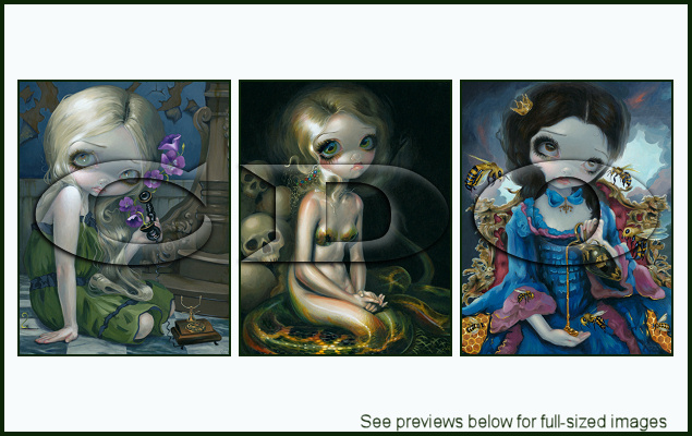 Jasmine Becket-Griffith Package 148