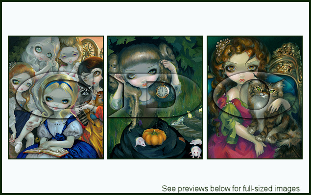 Jasmine Becket-Griffith Package 149