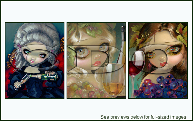 Jasmine Becket-Griffith Package 150