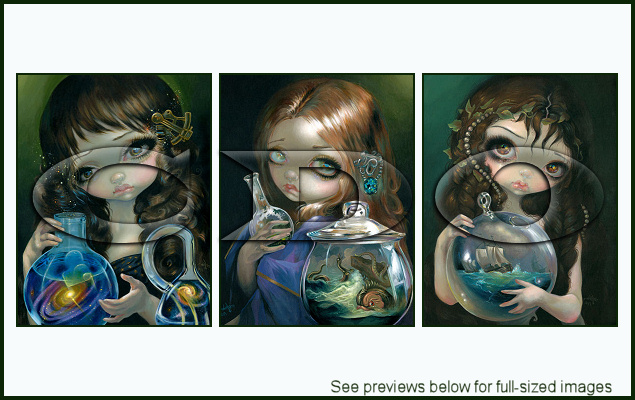 Jasmine Becket-Griffith Package 153