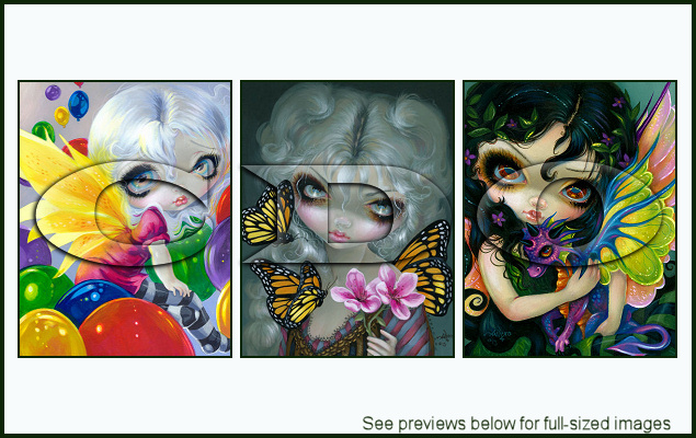 Jasmine Becket-Griffith Package 154