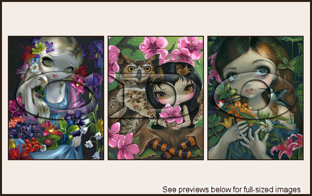 Jasmine Becket-Griffith Package 155
