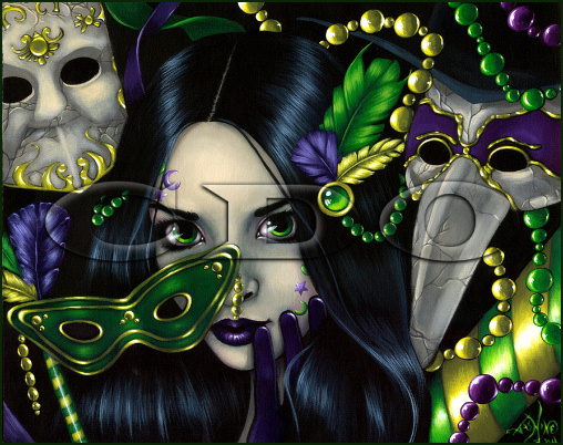 Jasmine Becket-Griffith (Mardi Gras) 48-1