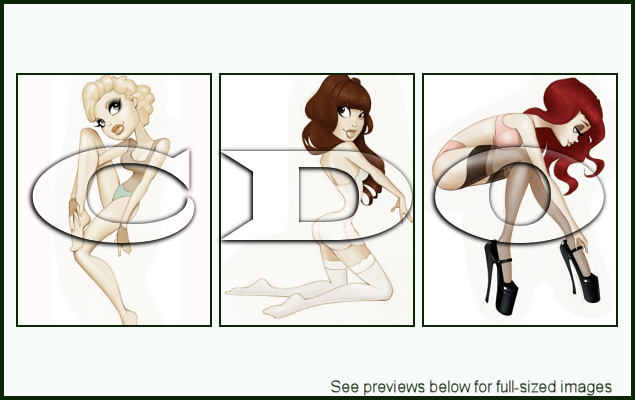 PinUpToons Package 149