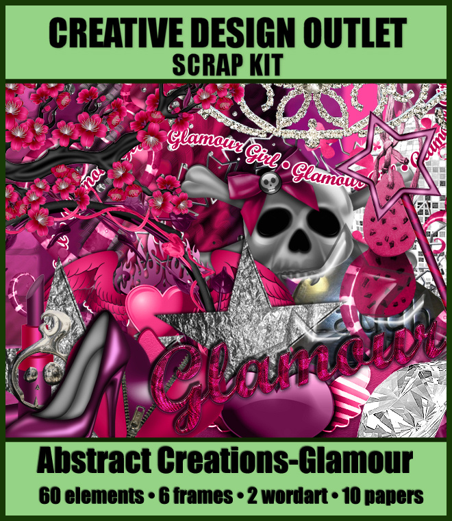 ScrapAbstract_Glamour