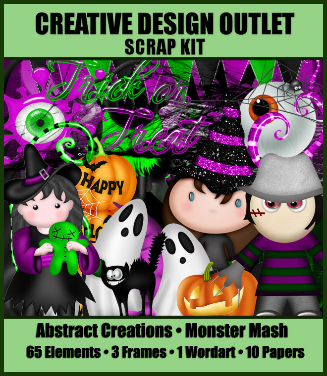ScrapAbstract_MonsterMash