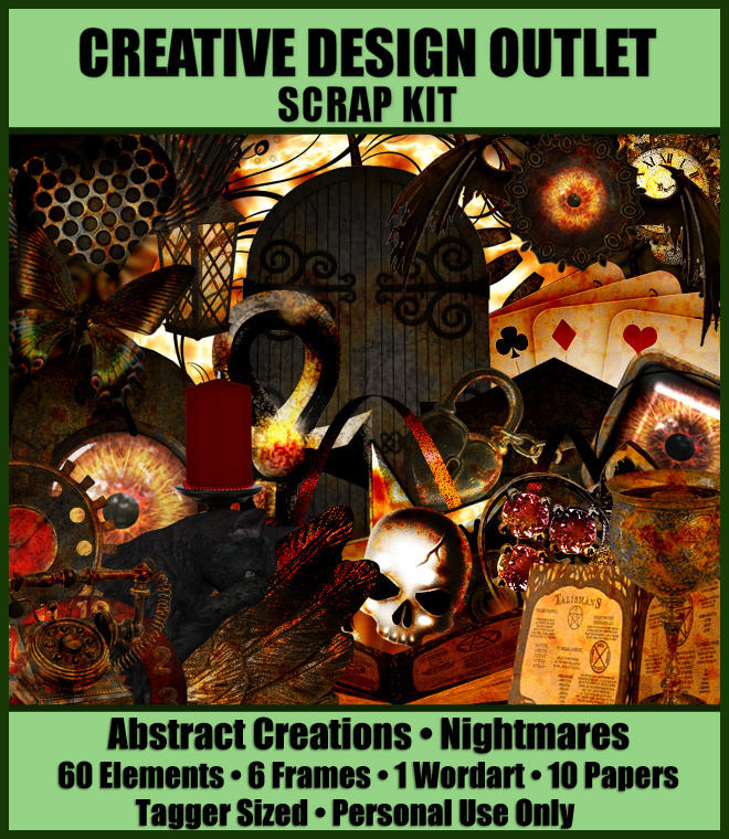 ScrapAbstract_Nightmares