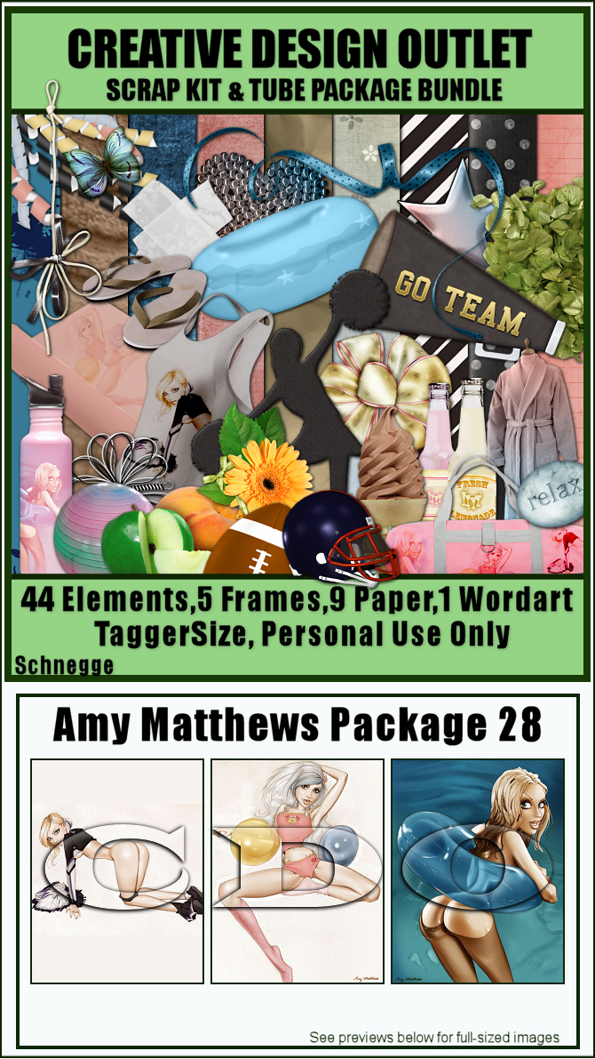 Amy Matthews Artist Bundle kit Package 28